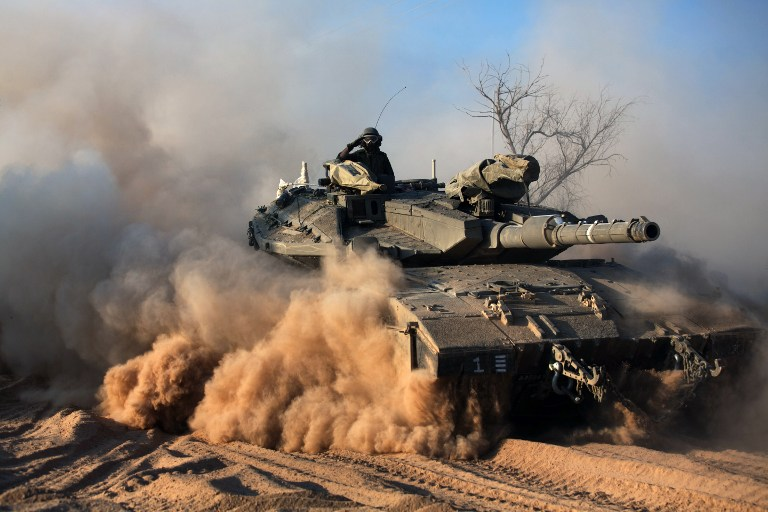 للخروج من المأزق: إسرائيل تدرس سيناريو شبيها بسيناريو الخروج من حرب تموز 2006