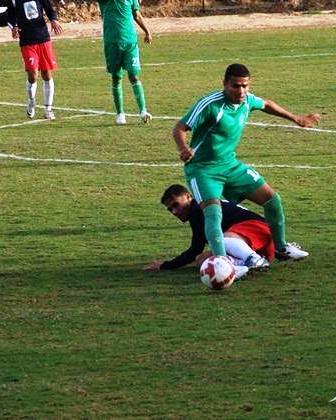 قوات الاحتلال تعتقل لاعب خان يونس ابو ريدة