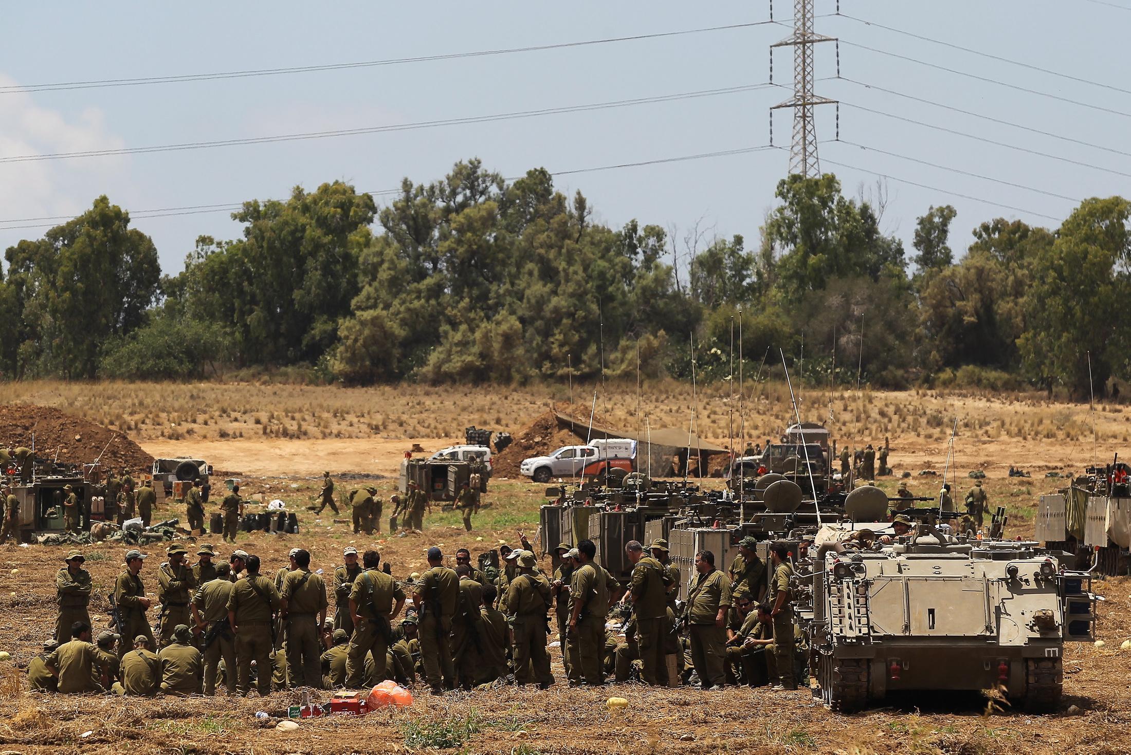 الوزاري الإسرائيلي المصغر يناقش هدنة لـ5 أيام بدون الخروج من قطاع غزة
