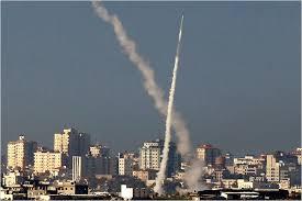 كتائب القسام تعلن إطلاق ثلاثة صواريخ على مطار بن غوريون