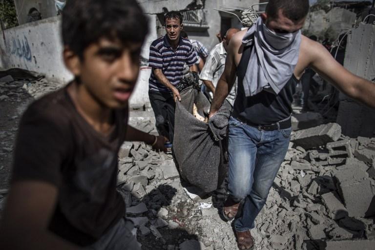 """""""حماس"""" تنفي: م.ت.ف. تعلن استعداد كل الفصائل لهدنة أحادية الجانب لـ٢٤ ساعة"""