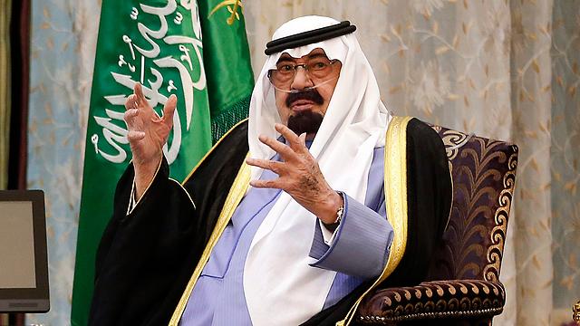 """""""إسرائيل تريد السعودية وليس قطر"""""""