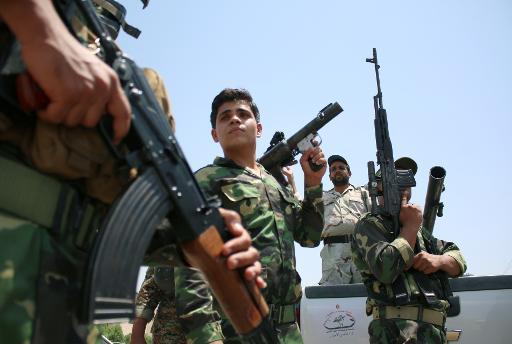"""نواة أول مقاومة مسلحة ضد """"داعش"""" في الموصل ثأرا لتدمير تراث المدينة"""