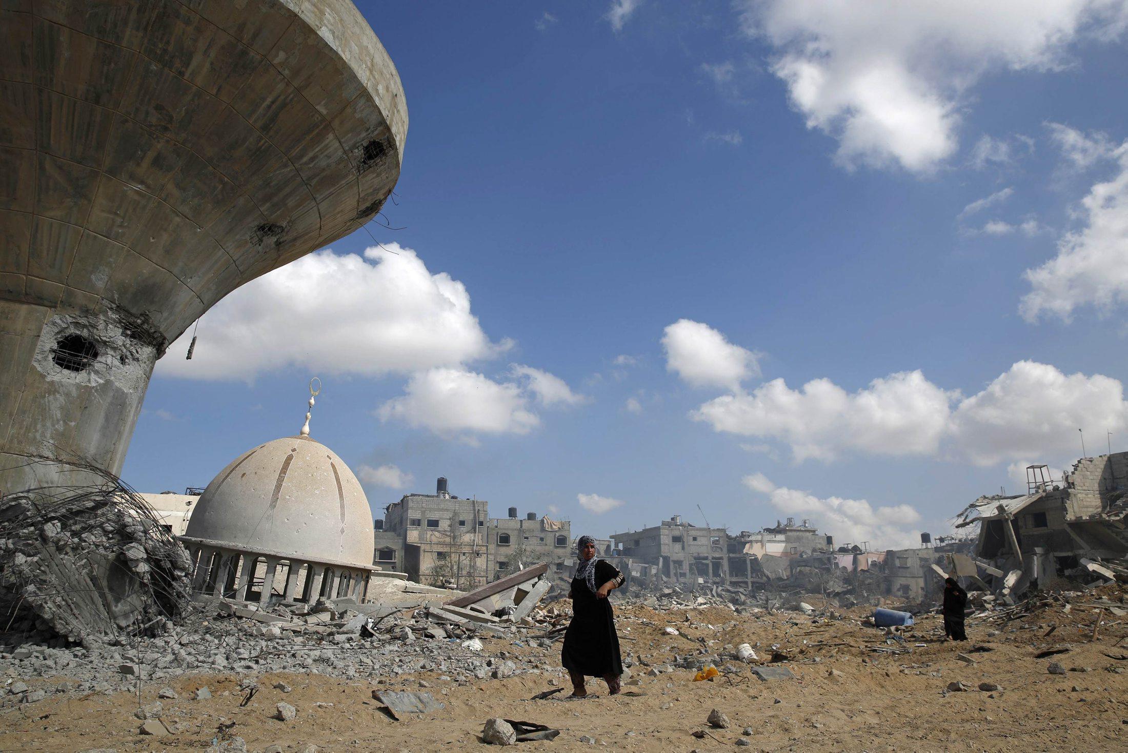 إسرائيل سحبت معظم قواتها من قطاع غزة لكنها تدعي الانتصار!