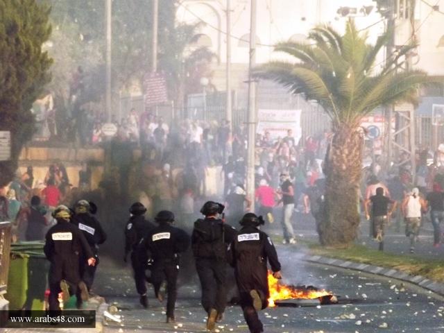 """الشرطة تعتقل مهاب سيف سكرتير """"أبناء البلد"""" في عرعرة"""