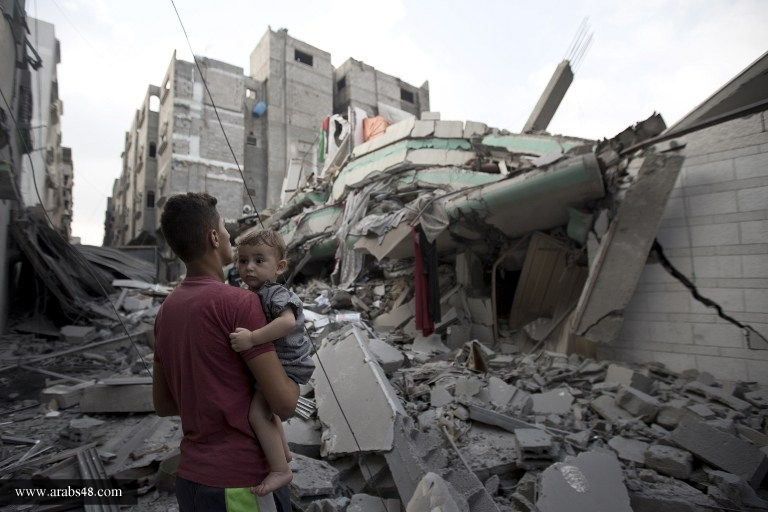 حملات الإغاثة في مثلث يوم الأرض لغزة: الأطفال لهم دور بارز