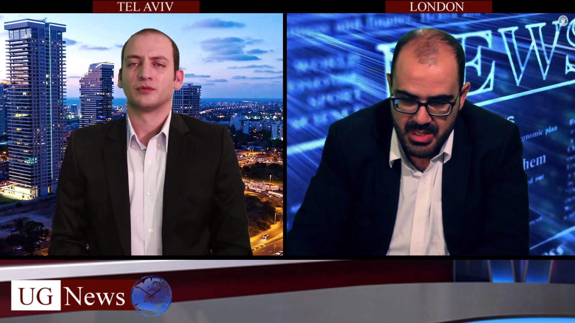 """فيديو ساخر """"إسرائيل تملك حق الدفاع عن نفسها"""""""