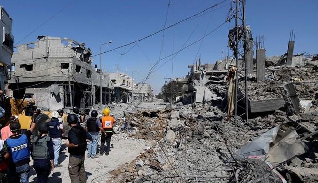 المراسلون الأجانب في غزة يكذبون مزاعم نتنياهو حول تقارير منحازة