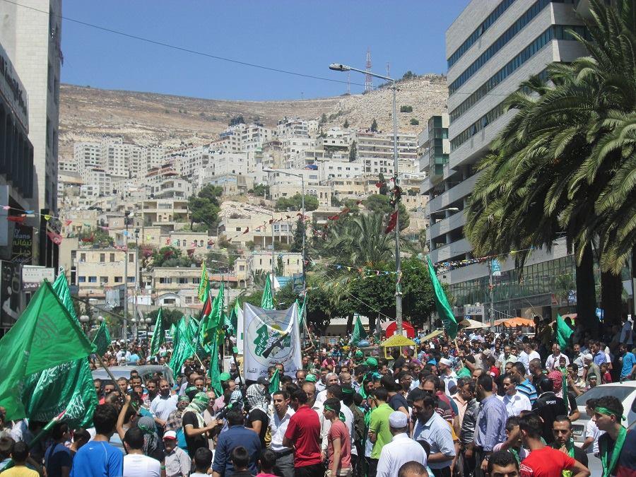 إصابات بالرصاص الحي والمطاطي في مواجهات مع الاحتلال في أنحاء الضفة