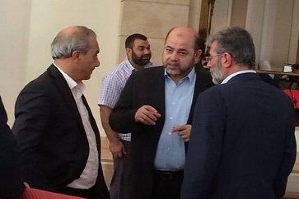 أبو مرزوق يتوقع اتفاقا خلال أيام التهدئة، ويؤكد: لن نوقع على اتفاق لا يلبي المطالب