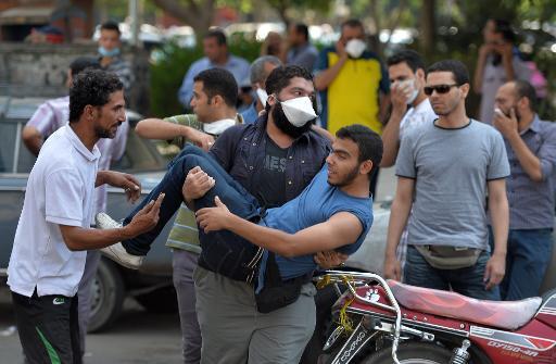 اشتباكات محدودة ومتفرقة في مصر في ذكرى فض اعتصام رابعة الأولى