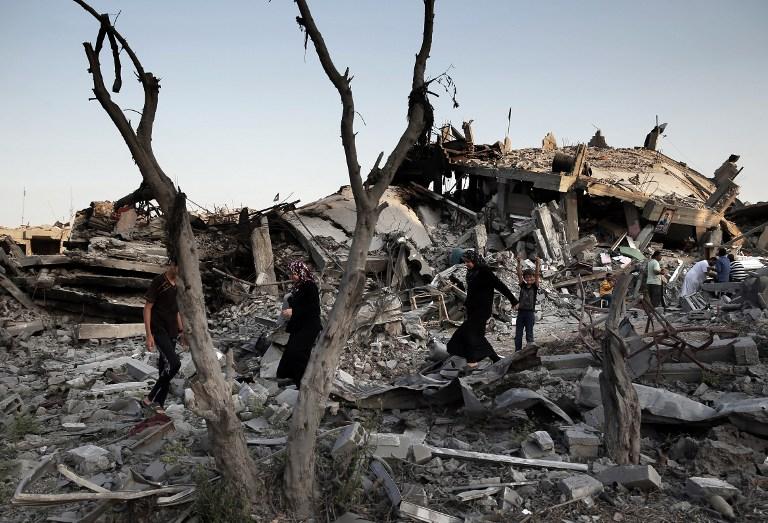 القاهرة: المحادثات التهدئة ما زالت مستمرة