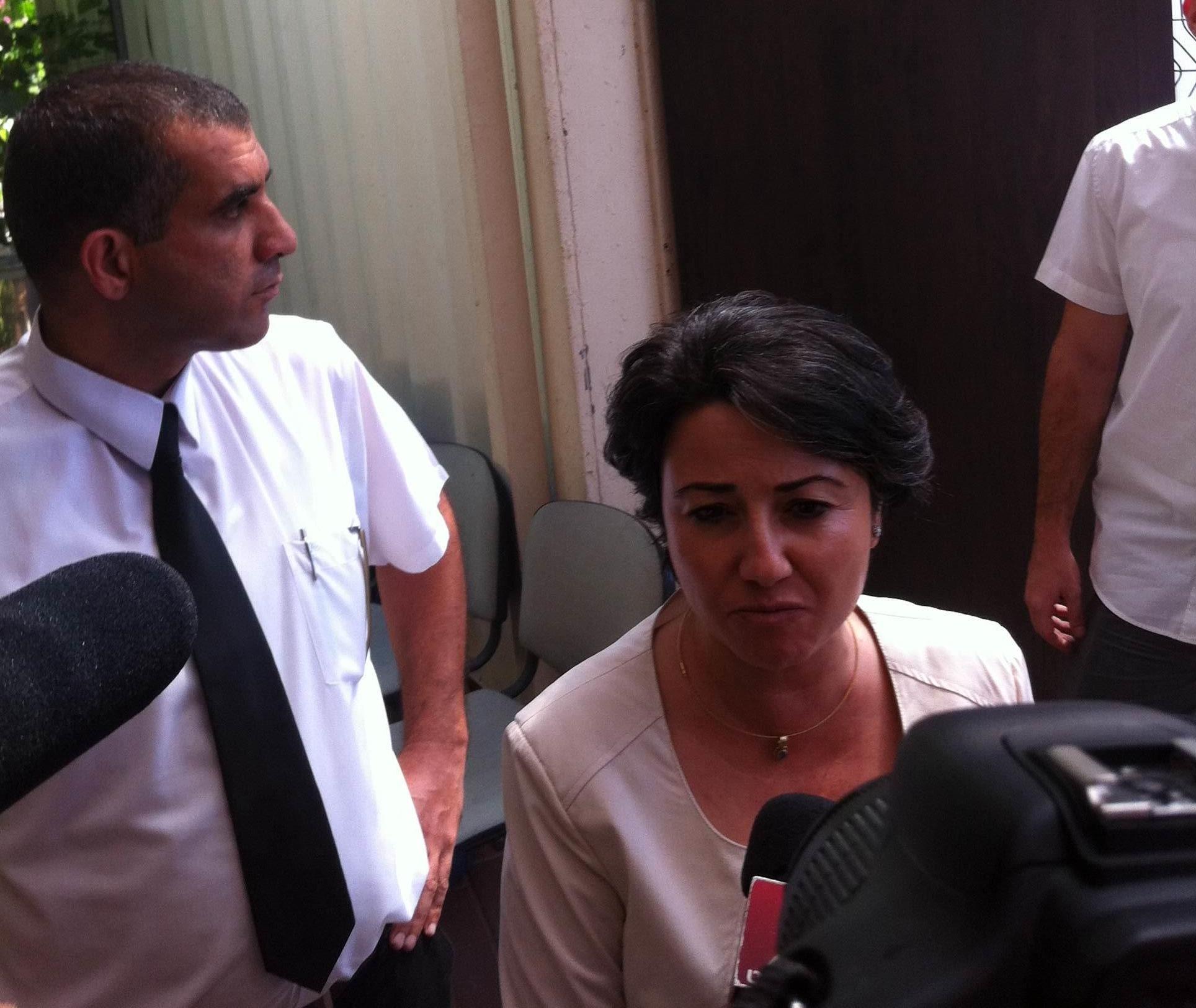 الشرطة توصي بمحاكمة النائبة زعبي بشبهة التحريض على العنف