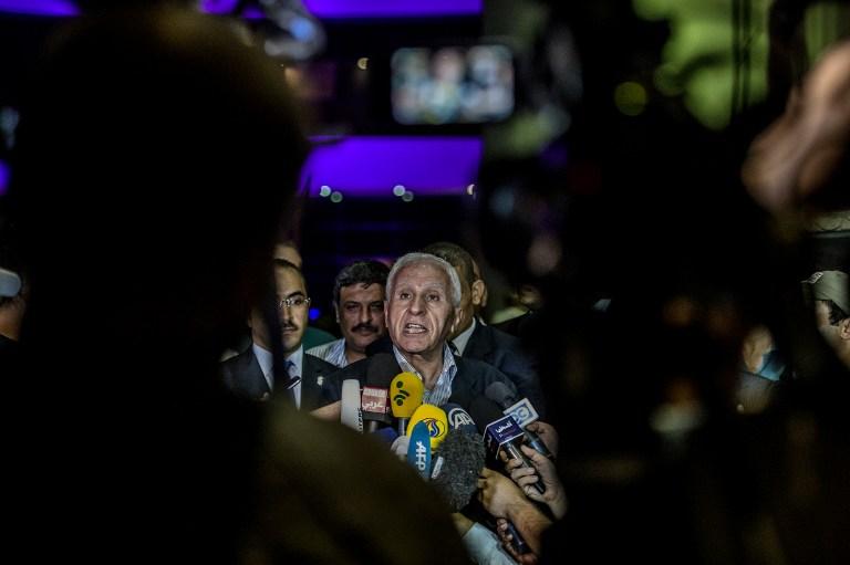 انتهاء المفاوضات والوفد الفسطيني يغادر القاهرة