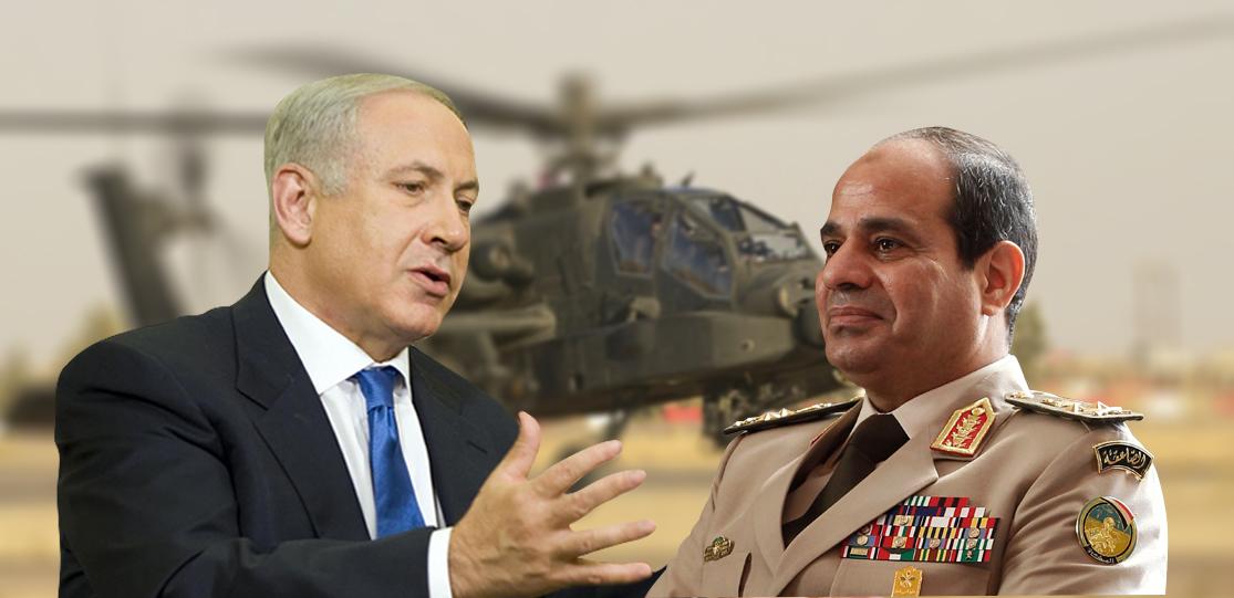 القناة الإسرائيلية العاشرة: علاقة وثيقة بين نتنياهو والسيسي ومحادثات هاتفية طويلة