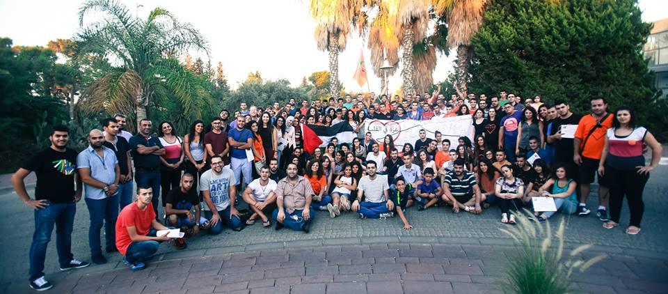 اتحاد  الشباب الوطني الديمقراطي يدخل عهده الجديد باختتام معسكر الشباب