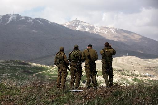 مقاتلو المعارضة السورية يسيطرون على معبر القنيطرة