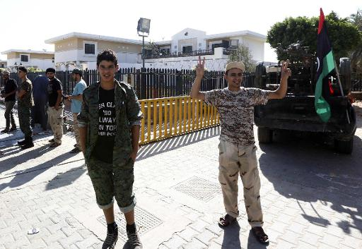 واشنطن: السفارة الأميركية في طرابلس لم تتعرض للنهب