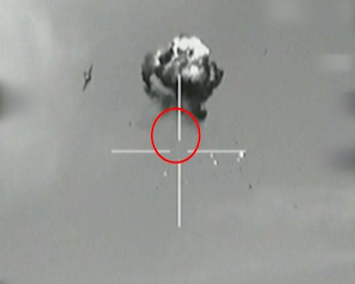 """إسرائيل تسقط """"طائرة سورية بلا طيار"""" فوق القنيطرة"""