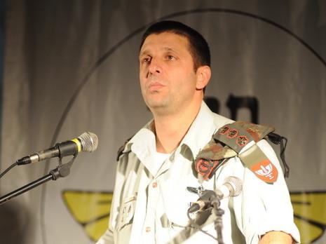 الضابط الذي برر التنكيل بالفلسطينيين عُيّن قائدا لفرقة غزة