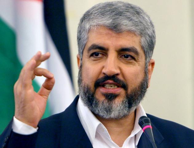 خالد مشعل: لا جدال في المقاومة