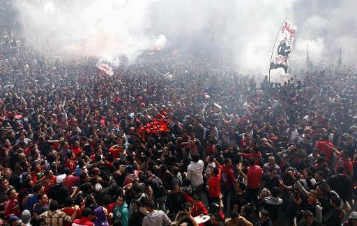 لجنة الأندية تعتبر الألتراس في مصر جماعات إرهابية مسلحة