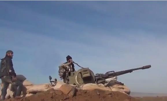 """21 قتيلا على الأقل من """"جبهة النصرة"""" في القنيطرة"""