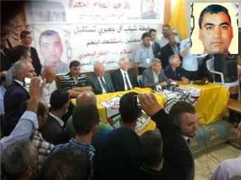 قراقع: الأسير الجعبري استشهد إثر تعرضه للضرب من سجاني الاحتلال