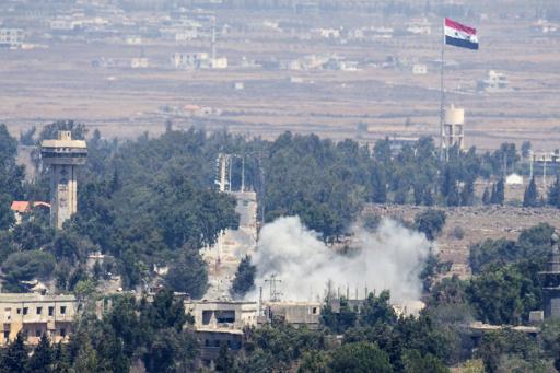 مقاتلو المعارضة السورية باتوا يسيطرون على غالبية محافظة القنيطرة