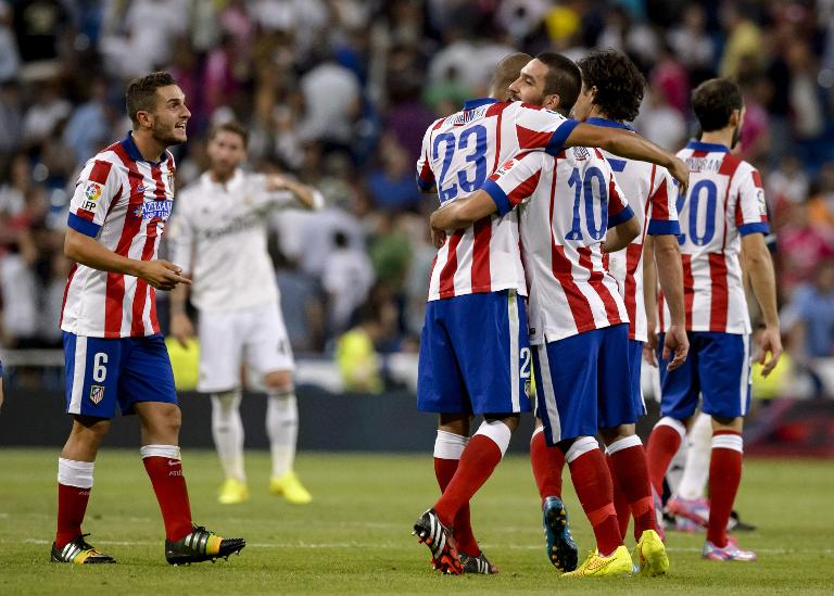 بطولة إسبانيا: نيمار يقود برشلونة للفوز وأتلتيكو مدريد يطيح بالريال