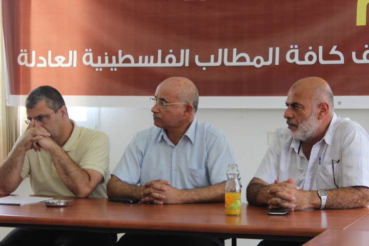 تشكيل لجان شعبية لمكافحة العنف والإصلاح في المجتمع العربي