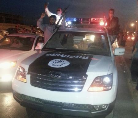تنظيم الدولة الإسلامية يعدم ثمانية رجال في شمال العراق