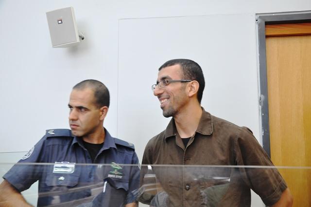 الناصرة: المركزية تنظر مجددا في قضية الأسير عنتباوي