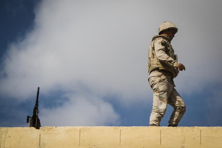 استشهاد فلسطيني برصاص قوات الأمن المصرية على الحدود مع غزة