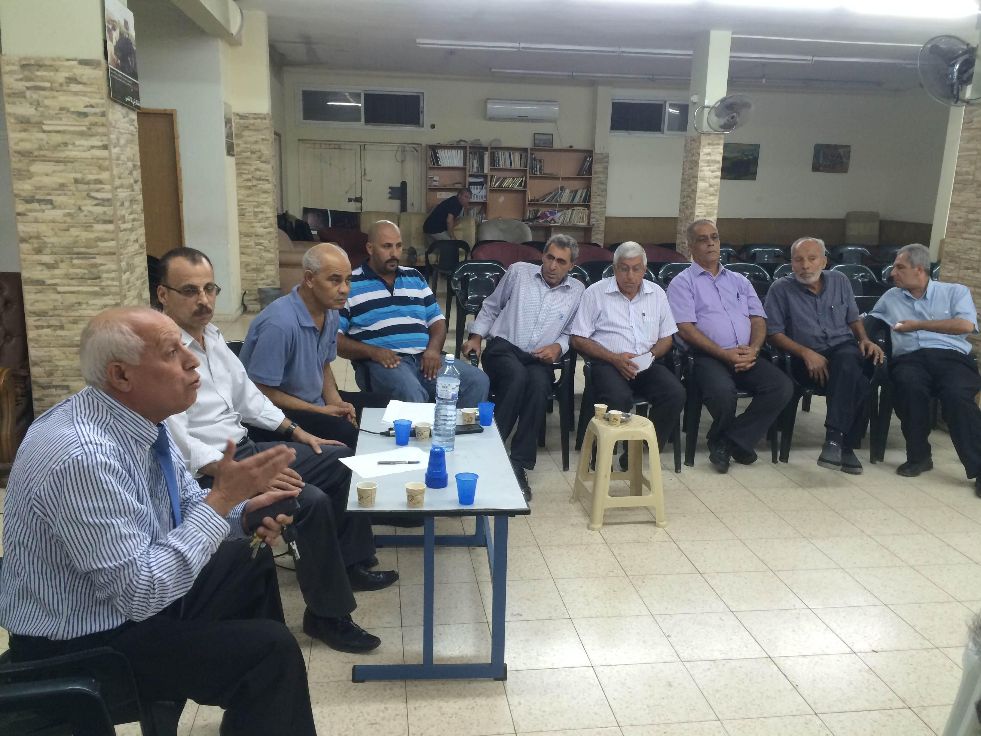 في الذكرى الـ14 لهبة القدس والأقصى: تجمع باقة الغربية يفتح نقاشًا حول ما العمل