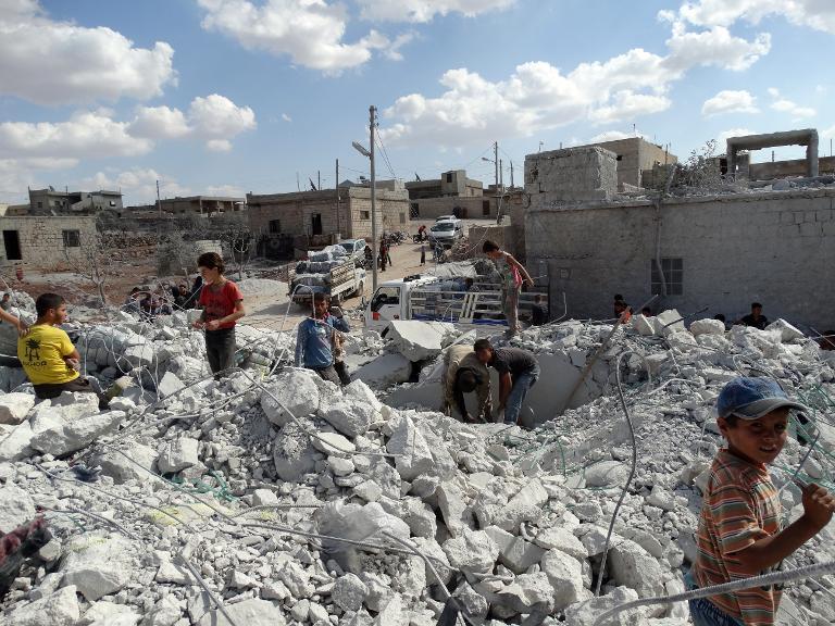 """سلاح الجو الاردني قصف مواقع ل""""داعش"""" في سوريا الاربعاء"""