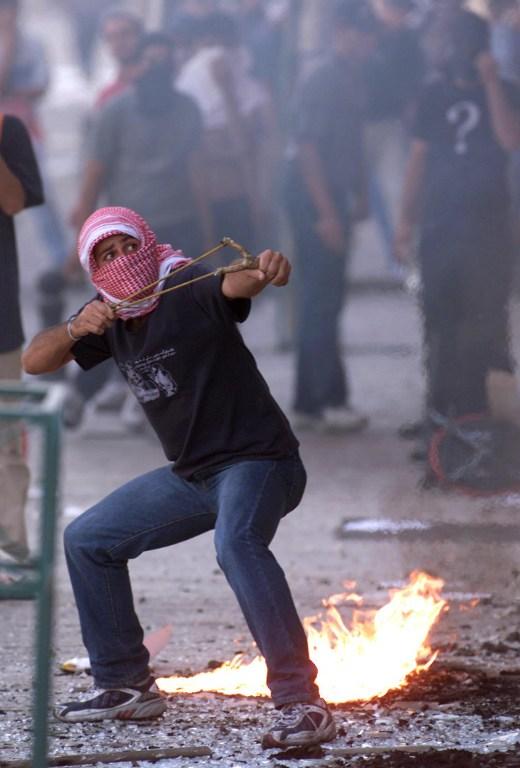 ملف خاص: انتفاضة القدس والأقصى