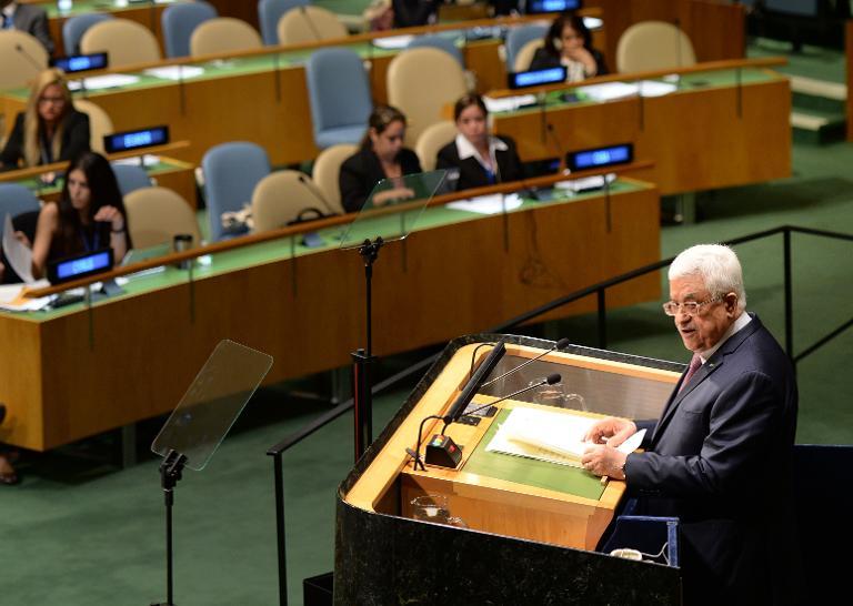 واشنطن تصطف إلى جانب إسرائيل وتصف خطاب عباس بـ «الاستفزازي»