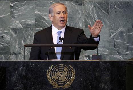 """نتنياهو: """"في خطابي أمام الجمعية العامة سأصد الأكاذيب ضد إسرائيل"""""""