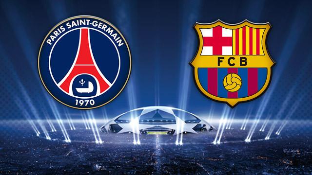بث مباشر: دوري أبطال أوروبا باريس سان جيرمان وبرشلونة