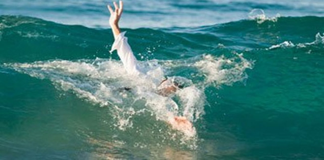 النقب: غرق شاب من اللقية في شاطئ يافا