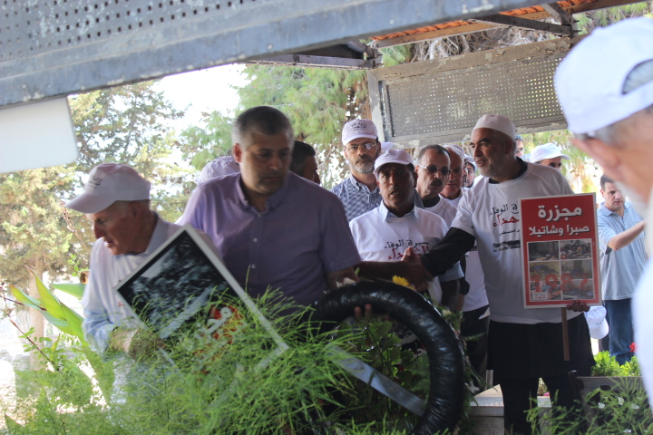 الناصرة: لماذا تغيب رئيس البلدية عن مسيرة الوفاء للشهداء؟