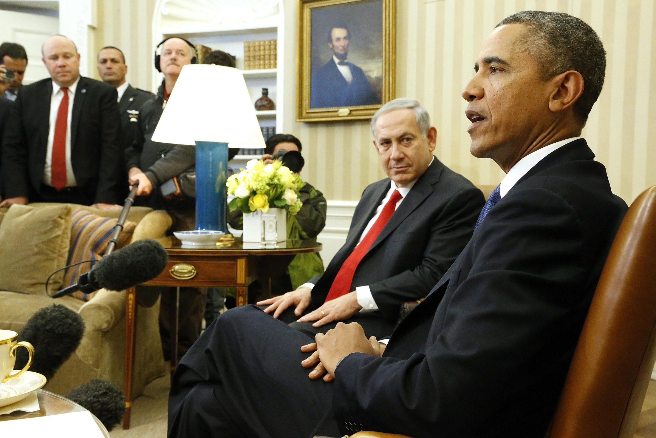 البرنامج النووي الإيراني في مركز محادثات نتانياهو مع أوباما الأربعاء