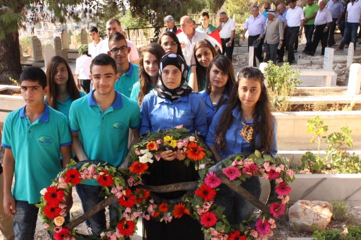 الناصرة: مشاركة واسعة في إحياء ذكرى شهداء هبة القدس والأقصى (فيديو)