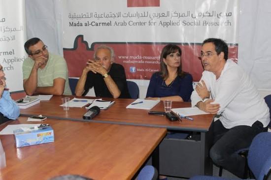 مدى الكرمل ينظم ندوة حول المجتمع الإسرائيلي في ظل الحرب على غزة