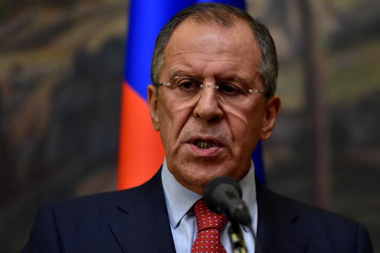 لافروف: أوباما أرغم الاتحاد الأوروبي على فرض عقوبات على روسيا