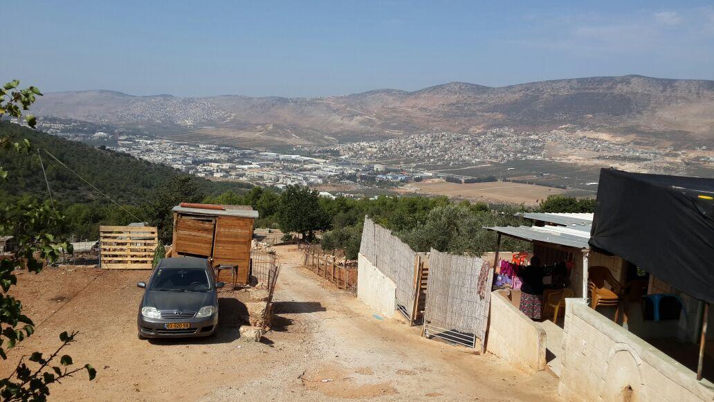 أهالي حي سويد في الجليل يتحدون مخططات  التشريد والتهجير