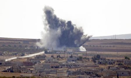 """الجيش الأميركي يطلق على عمليته ضد """"داعش"""" اسم """"التصميم الصلب"""""""