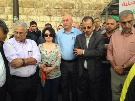 """انتقادات للشيخ كمال الخطيب بعد تصريحه أن """"القدس عاصمة الخلافة"""""""