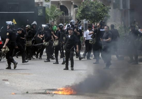 الحراك الطلابي في الجامعات المصرية منذ 30 يونيو